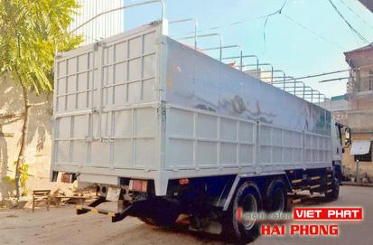 Thùng mui bạt FVP01-15550KG
