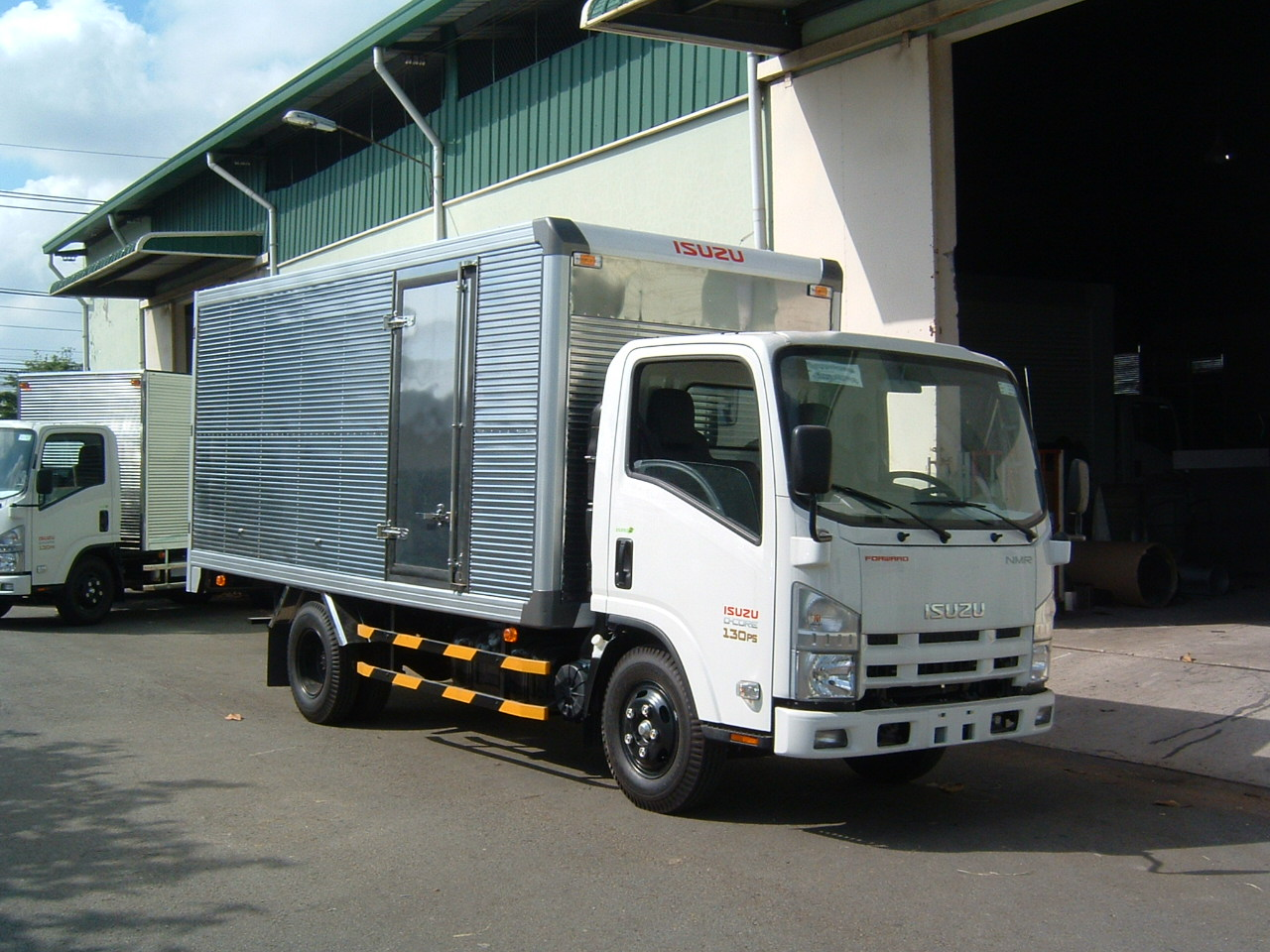 NMR85H CAB-CHASSIS/VIETPHAT.TK1- 1650KG